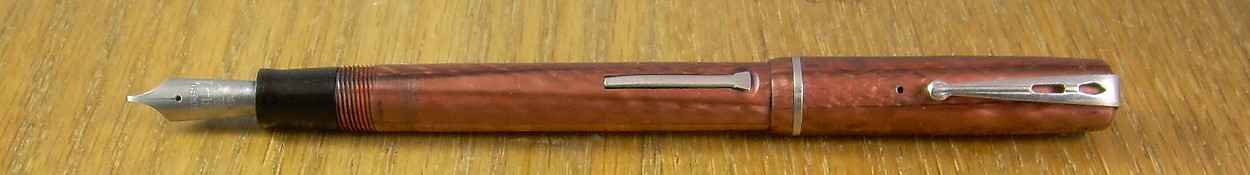 "Esterbrook ""Dollar"" pen; this one is the slender Model A."